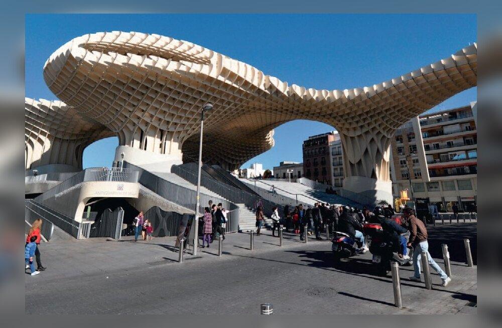 Sevilla ja kuldaja rokenroll