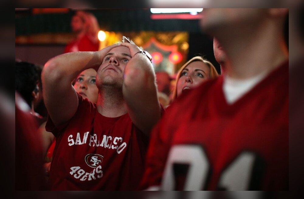 Pühapäevane Super Bowl hõivas USA telesaadete ajaloos kolmanda koha