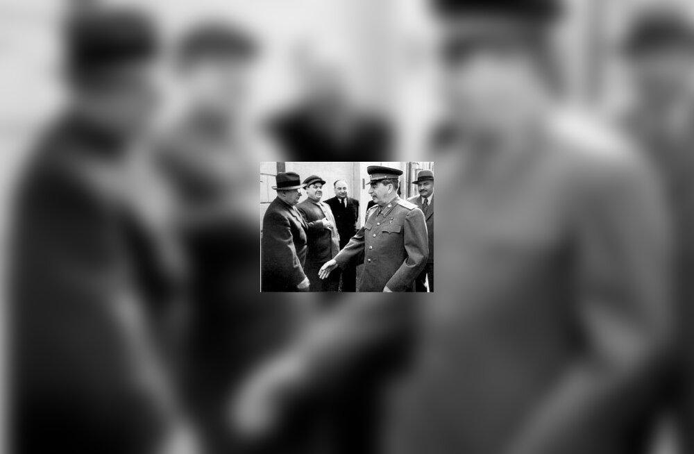 """Beria, """"väike kuradike suure saatana Stalini juures"""""""