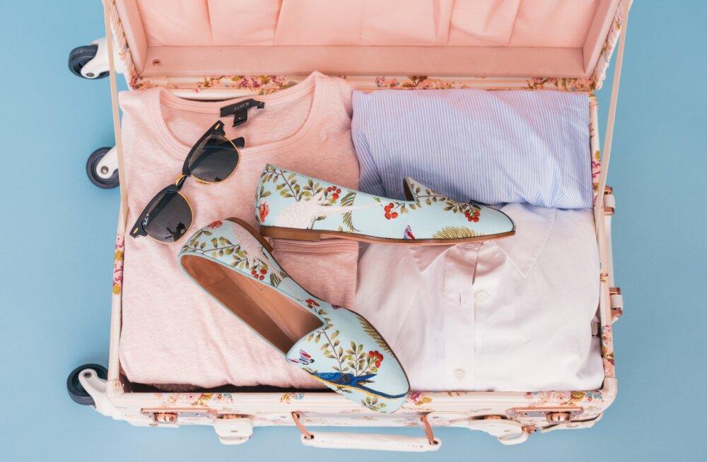 Pakkimisega kiire? 23 asja, mis tuleb alati reisile kaasa võtta