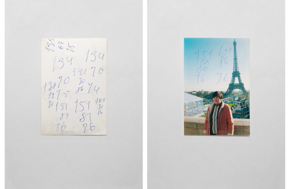 Fotokunstimessi soovitus: Diana Tamane uurib mälu