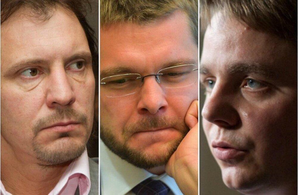 Осиновский в письме членам СДПЭ: обеспокоен слухами, что генсек партии угрожает моим сторонникам