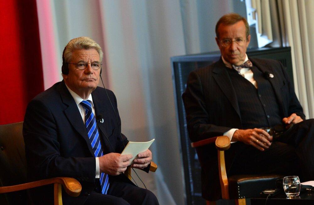 President Ilves suundub riigivisiidile Saksamaa Liitvabariiki
