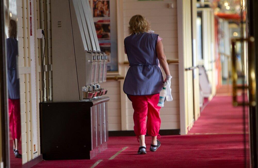 Анонимное интервью: горничная в гостиницах