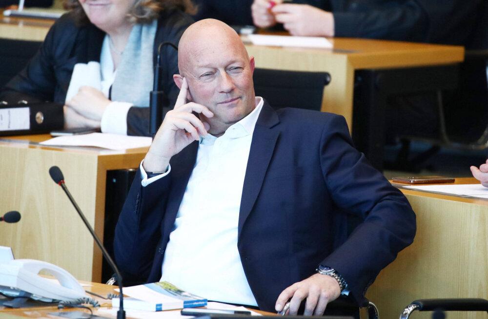 Saksamaal murti poliitiline tabu ja hääletati liidumaa peaminister ametisse parempopulistliku AfD häältega
