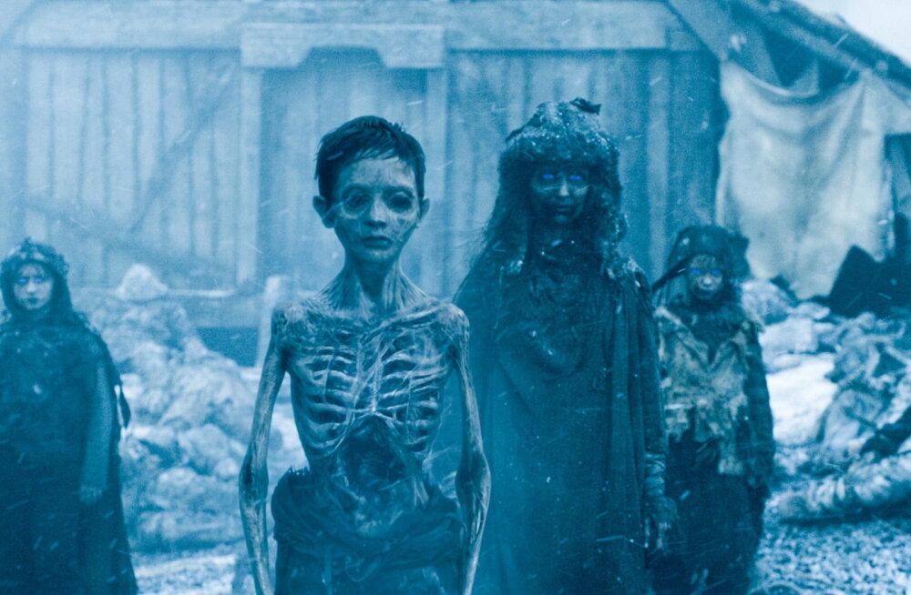 """""""Troonide mängu"""" huvilistele: ka eluslooduses liigub tõelisi zombisid"""