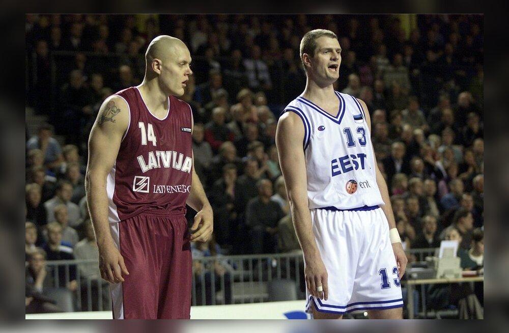 Kaspars Kambala ja Martin Müürsepp.