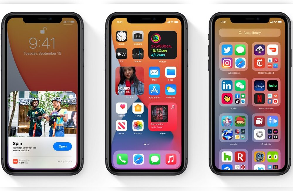 Tarkvaraviga muutis Apple'i telefonide opsüsteemi ühe meeldivaima uuenduse poolkasutuks