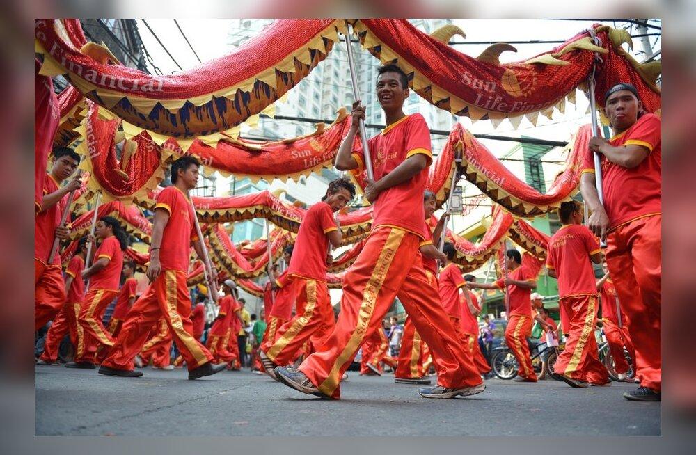 LUNAR NEW YEAR Hiina uus aasta