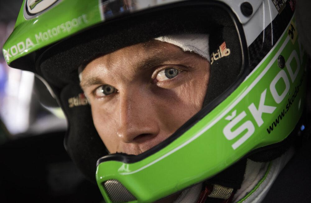 Järgmiseks aastaks töökohta otsivate WRC sõitjate turule siseneb jokker