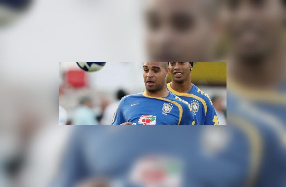 Adriano ja Ronaldinho