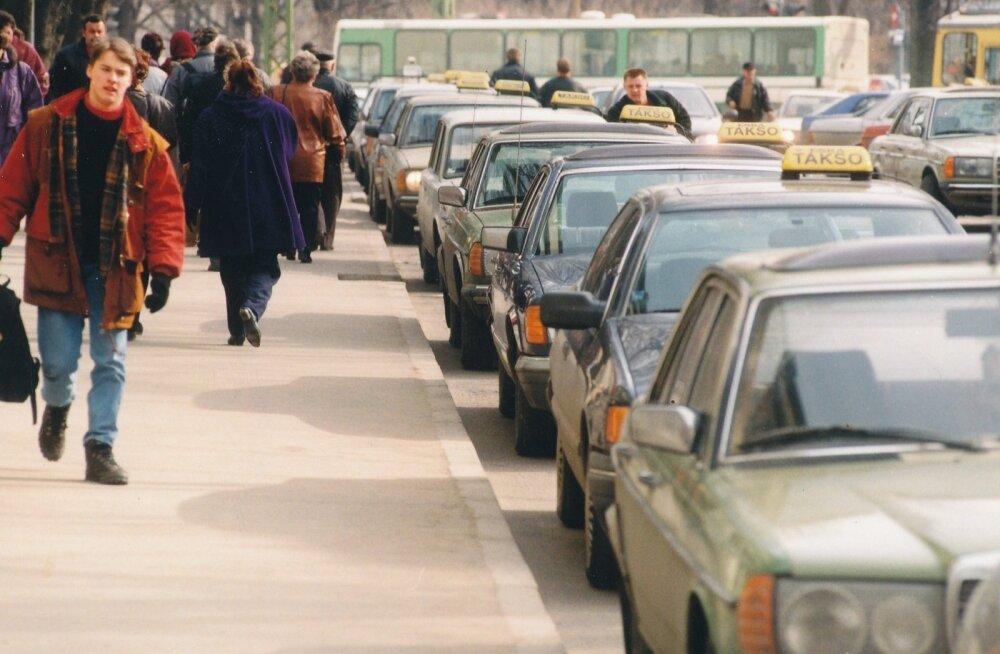 Taksod, taksopeatus