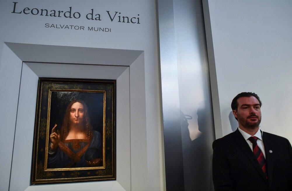 Erakätest võib kaduda viimane uskumatult leitud Da Vinci maal