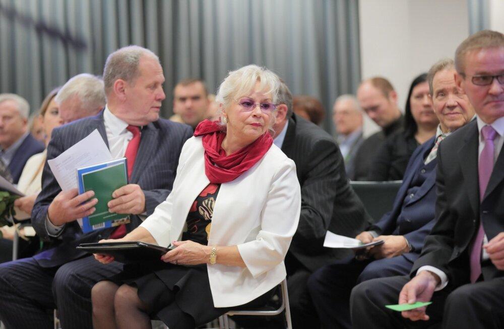 Keskerakonna volikogu istung 15.10.2016
