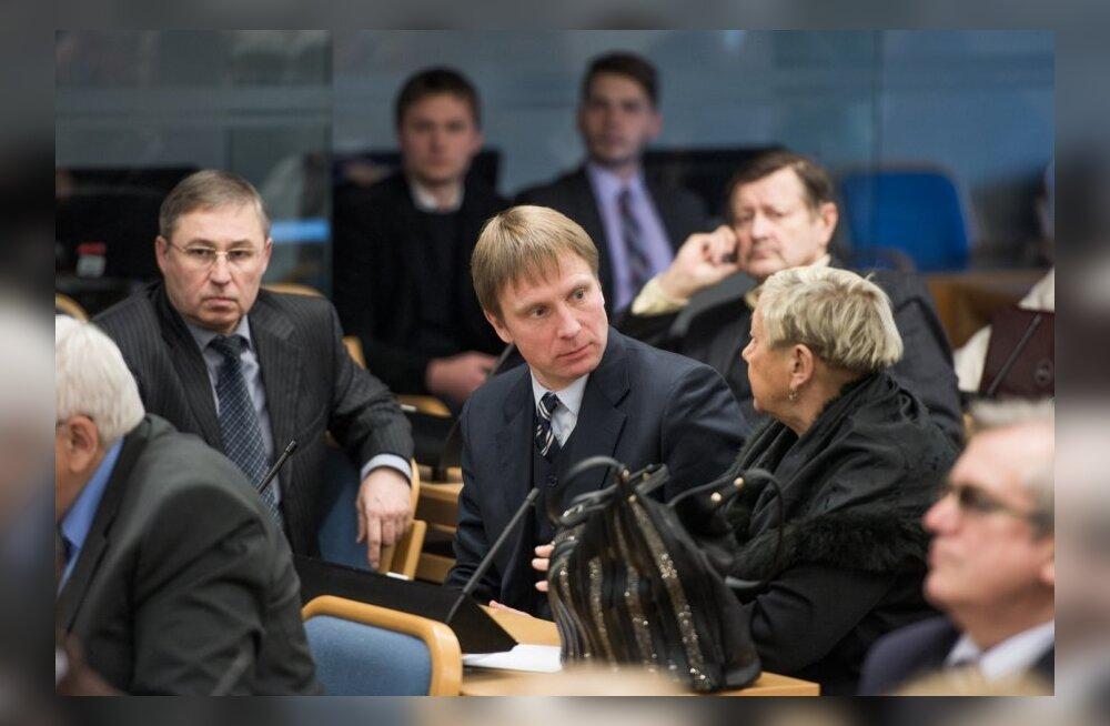 Tallinna linnavolikogu
