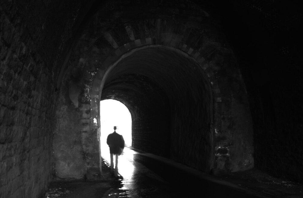 Valgus tunneli lõpus: mis toimub inimese ajus enne suremist