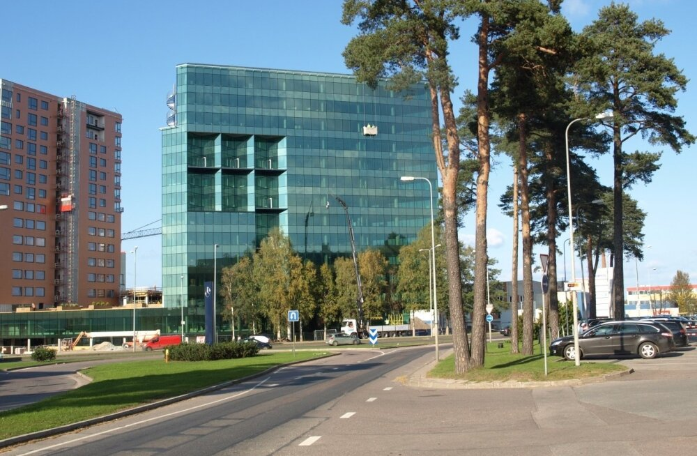Lelle 22, Eesti Energia