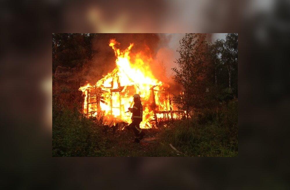 Pilpaküla põleng