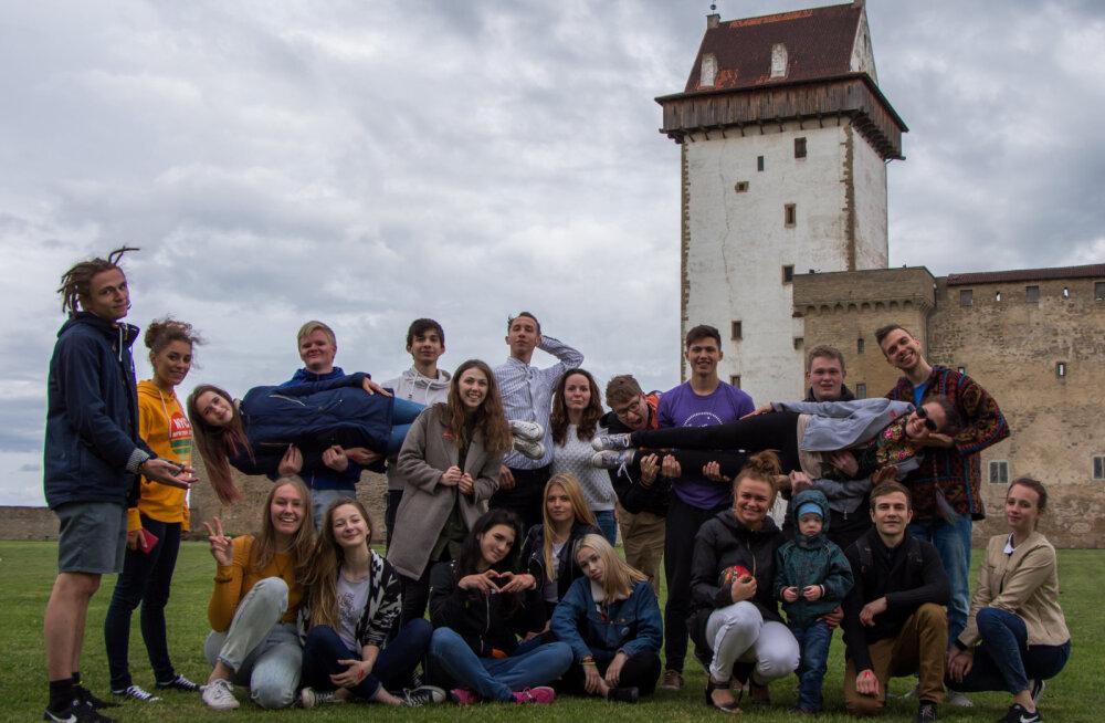 На проекте в Нарве русскоязычная молодежь Европы борется против пропаганды