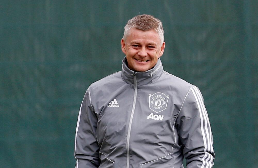Manchester Unitedi peatreener: tulevased kuud on täis teadmatust