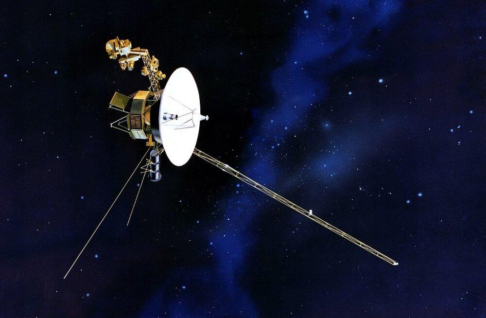 NASA remondib Päikesesüsteemist väljunud sondi ka 18,5 miljardi kilomeetri kauguselt