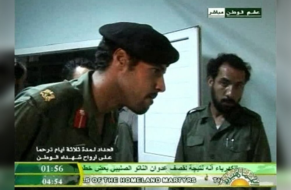 Gaddafi-meelne telekanal kinnitas Khamis Gaddafi surma