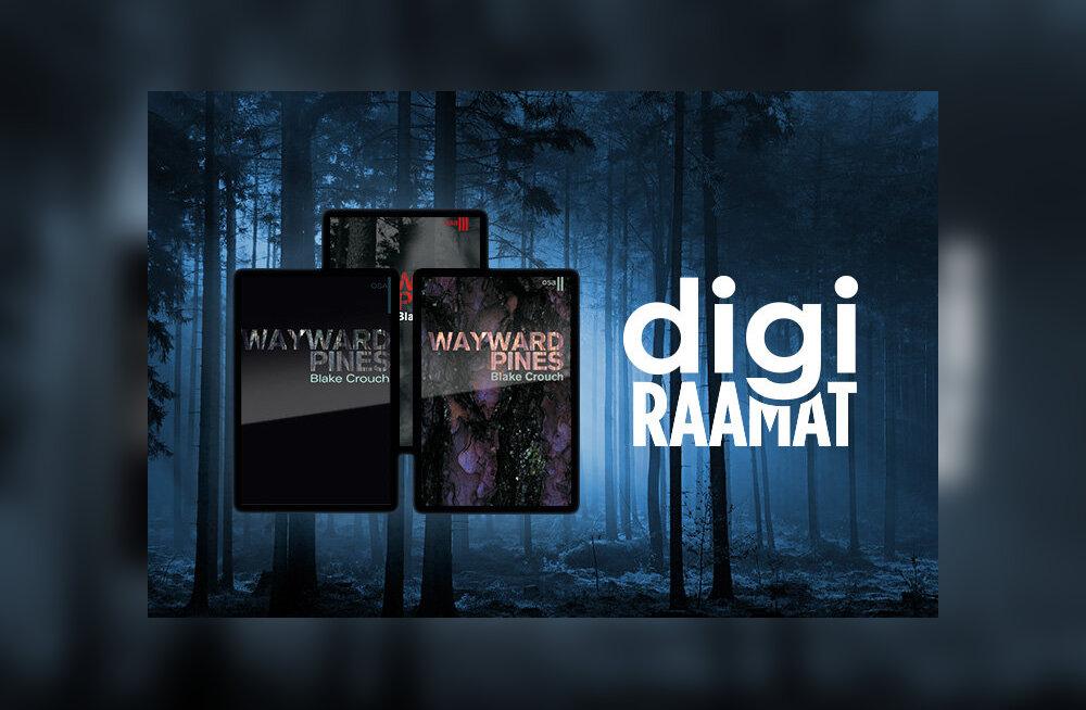 "RAAMATUKATKEND: Blake Crouchi ""Wayward Pinesi"" triloogia!"