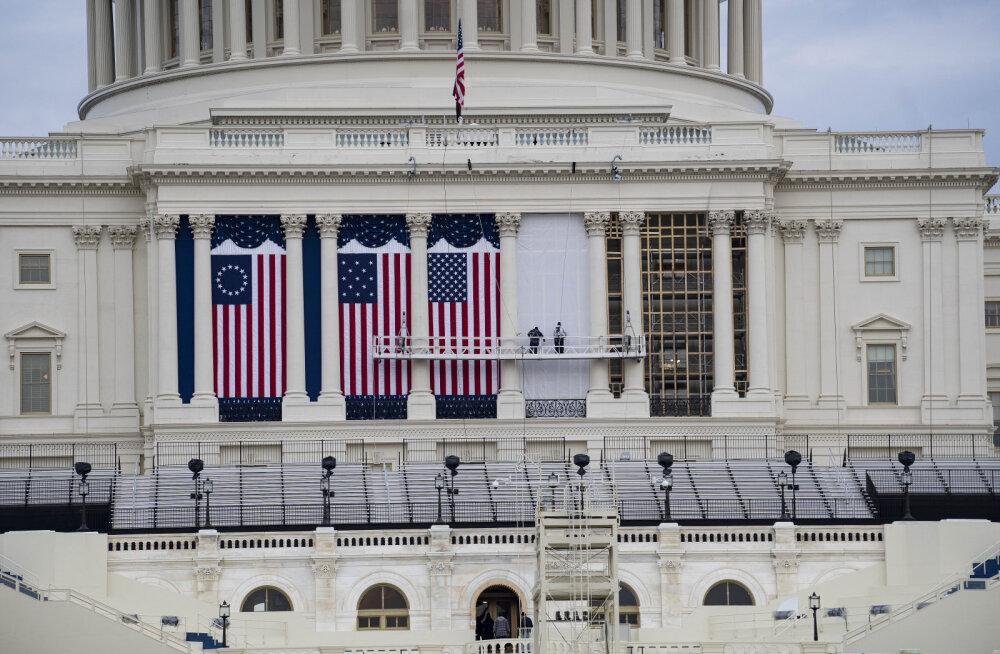 FBI hoiatas relvastatud meeleavalduste eest USA 50 osariigi pealinnades ja Washingtonis