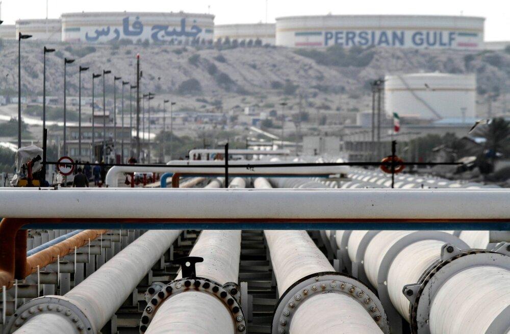 Analüütikud usuvad, et Hiina võib USA seatud sanktsioone rikkuda ja mingi hetk Iraani naftat siiski ostma hakata.