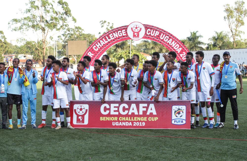 See juhtus jälle! Seitse Eritrea koondislast läksid Ugandas peetud turniiri järel kaduma