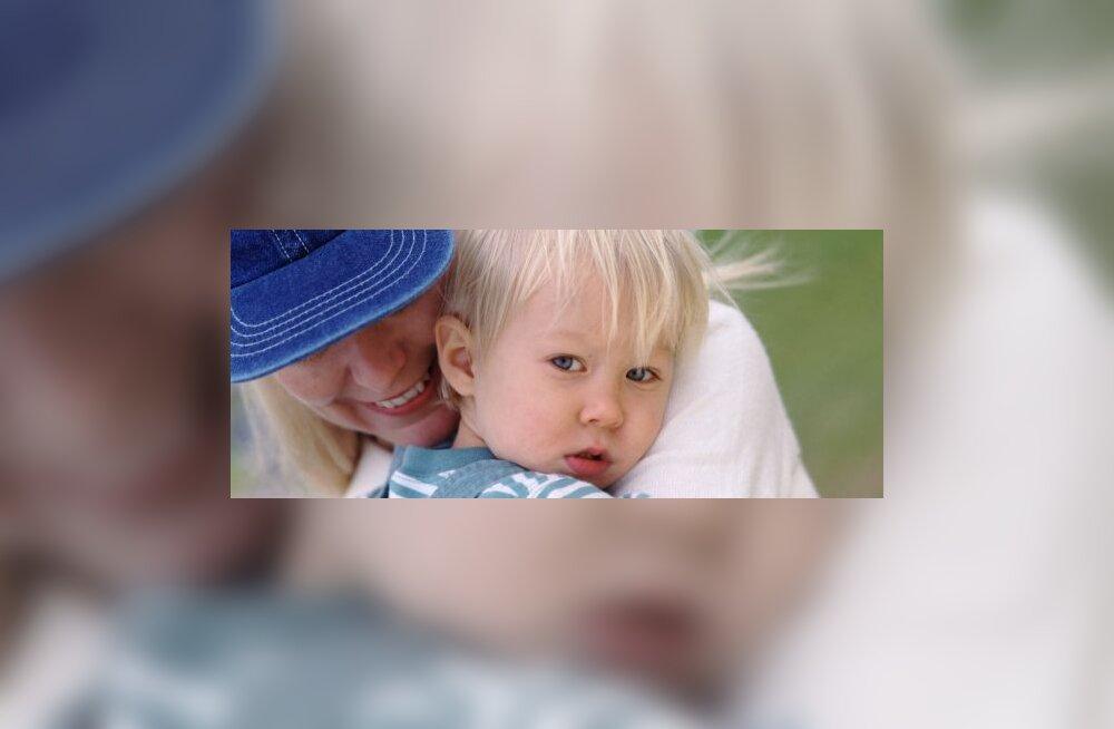 Ema kogemused kanduvad lapsele edasi?