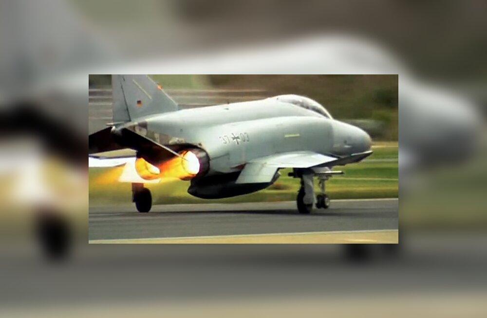 Luftwaffe F4 Phantom