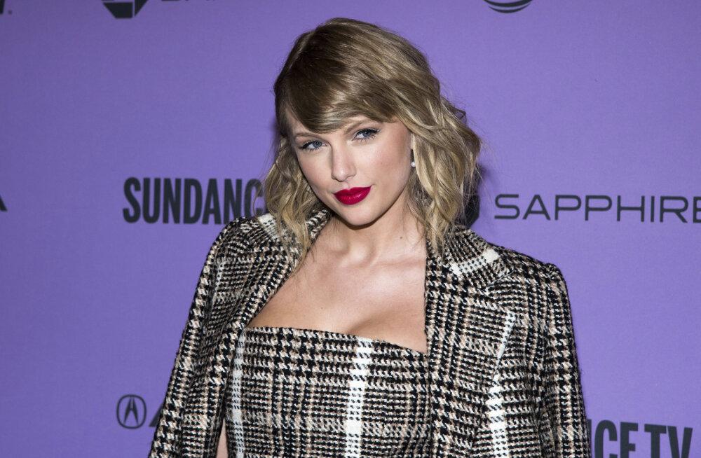 Taylor Swift tegi koroonaviiruse leviku tõttu rahalistesse raskustesse sattunud fännidele ülihelde kingituse