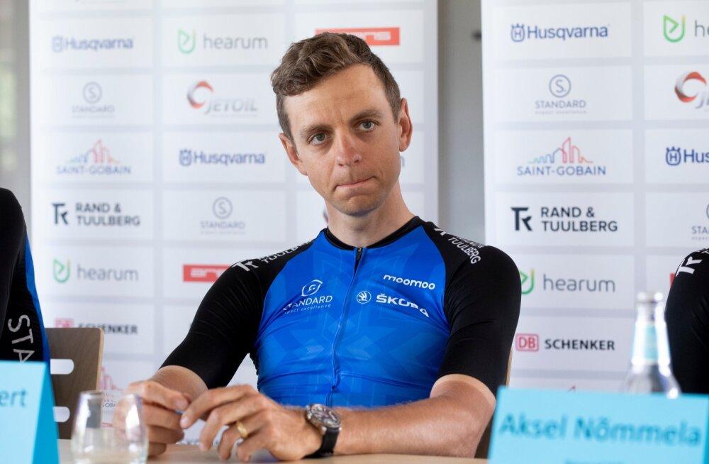Eesti jalgrattakoondise pressikonverents