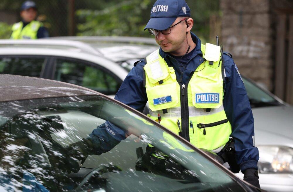 Päev liikluses: üks väike avarii ning 67 purjus juhti