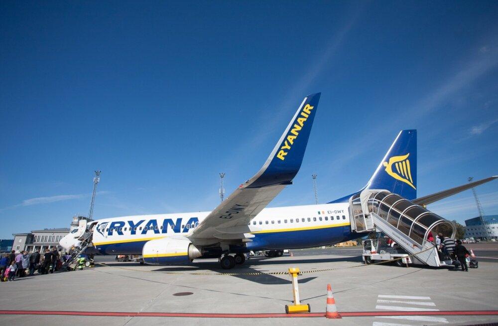 Kas Ryanair sulgeb Tallinna-Bremeni ja Tallinna-Düsseldorfi otseliinid, pole veel teada.