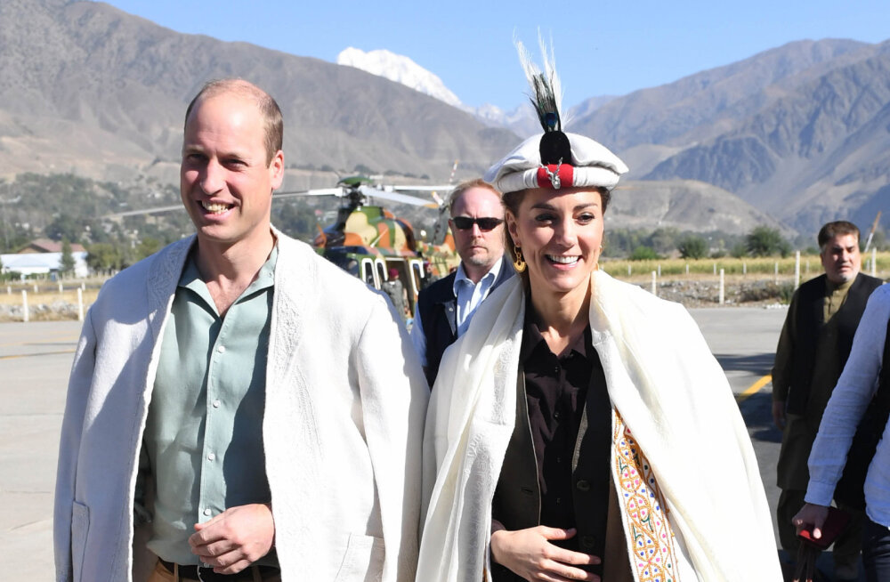 Prints Charles süüdistab Catherine Middletoni vanemaid distantsi loomises tema ja laste vahel