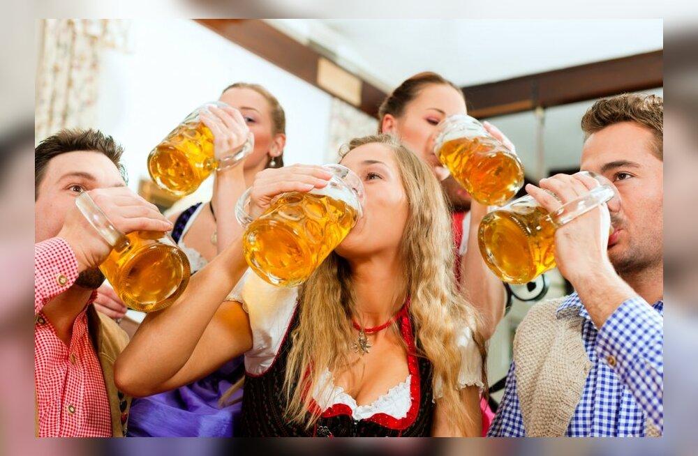 Online-intervjuu: kuidas alkohol su tervisele mõjub? Küsi eksperdilt!