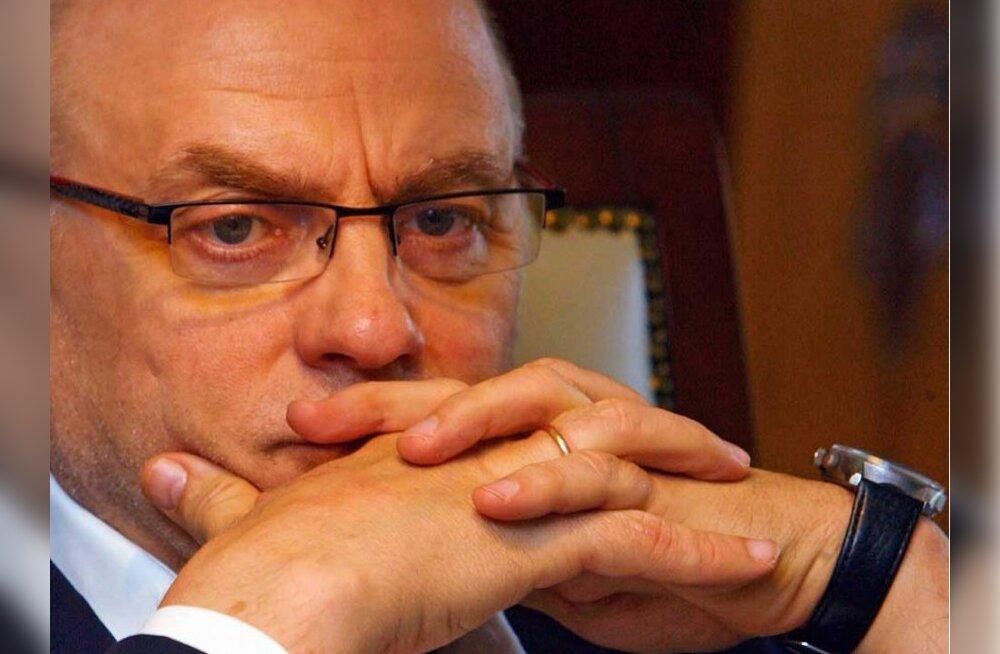 У депутата Рийгикогу большие проблемы с деньгами из-за недвижимости в Крыму