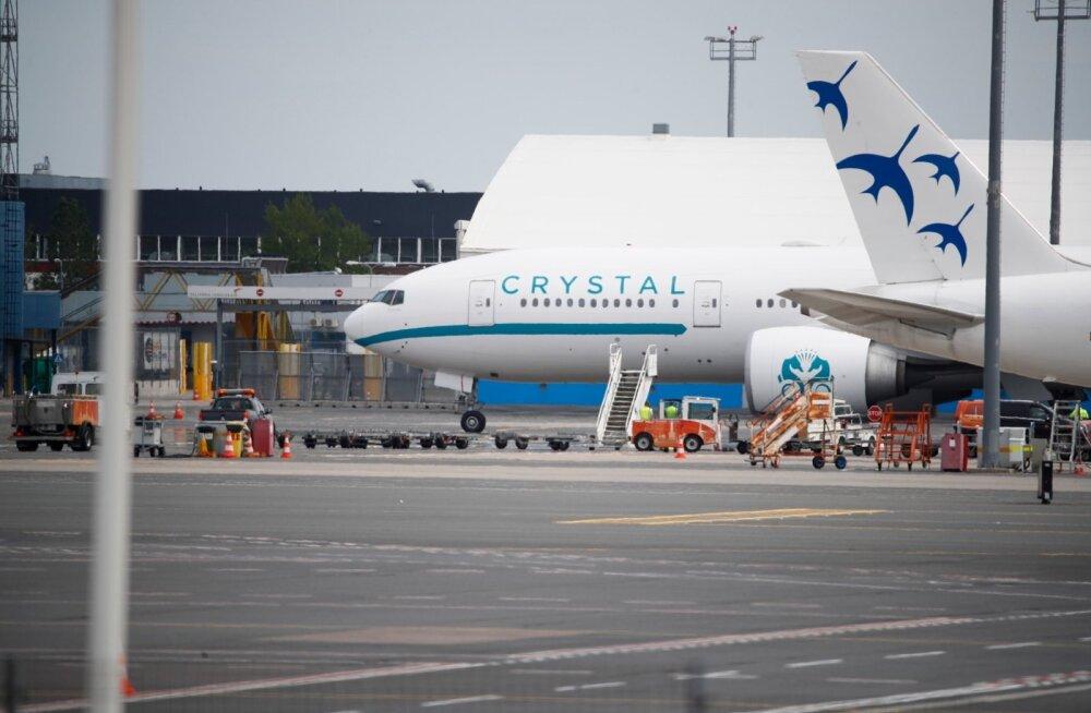 ВИДЕО | Смотрите, на каком роскошном самолете прилетела команда Кристофера Нолана