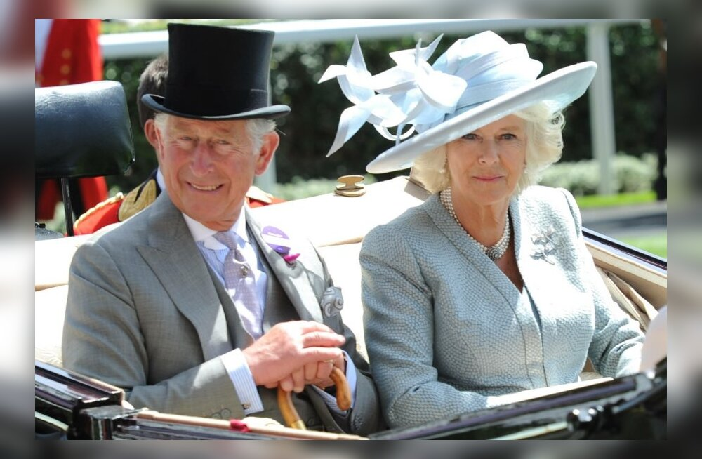 Prince Charles, Camilla Duchess Of York
