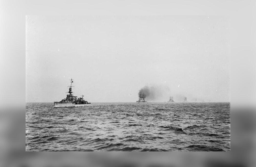 Briti eskaadri ülemana Tallinnas: Admiral Alexander-Sinclairi kuus nädalat Läänemere missiooni