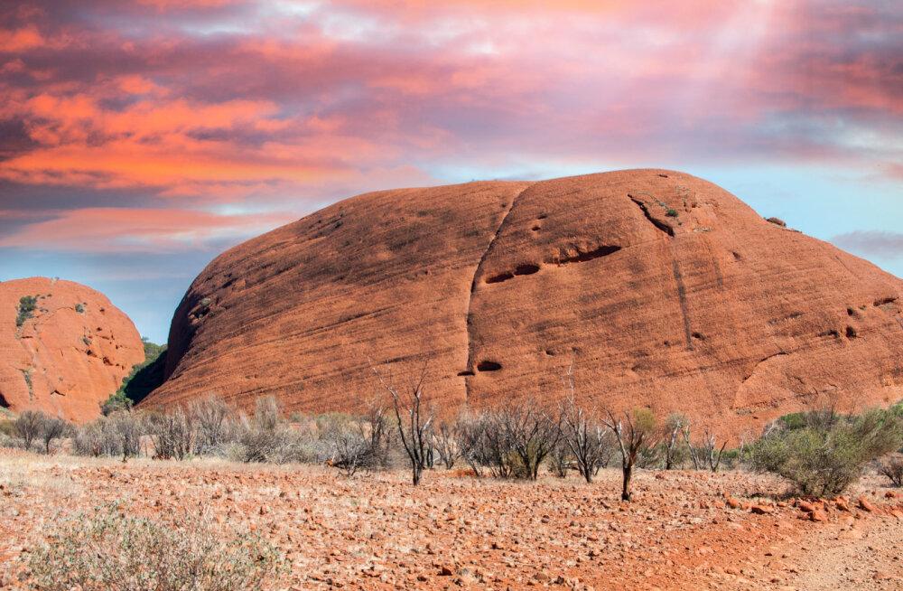 Maagilised laulujooned maastikul - Austraalia põlisrahvaste väe kese