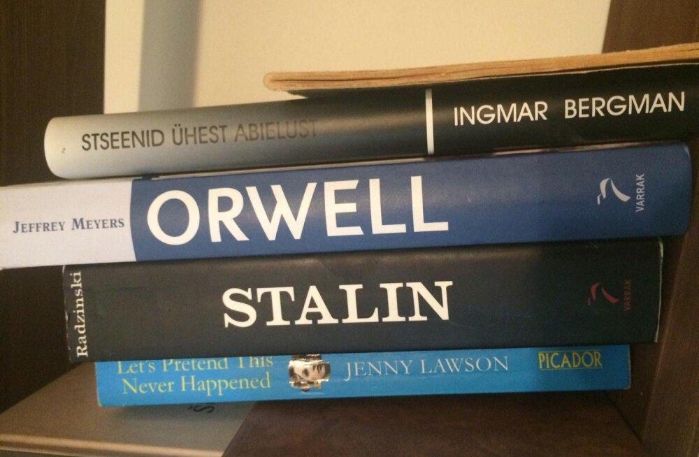 Stseenid ühest abielust / Orwell / Stalin / Let's pretend this never happened