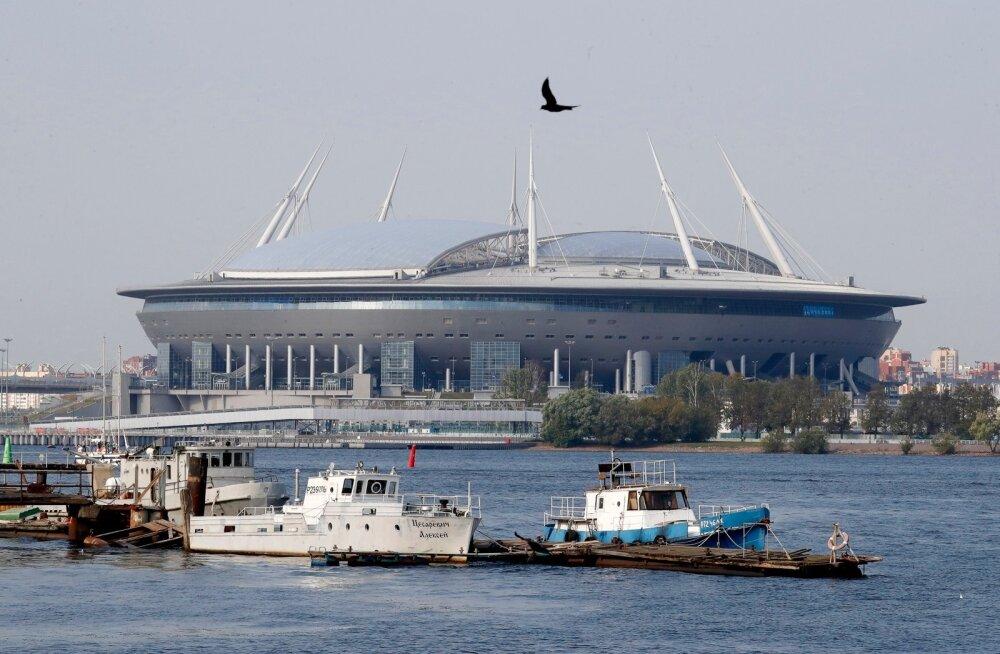 2021. aasta Meistrite liiga finaal peetakse Peterburis Krestovski staadionil.