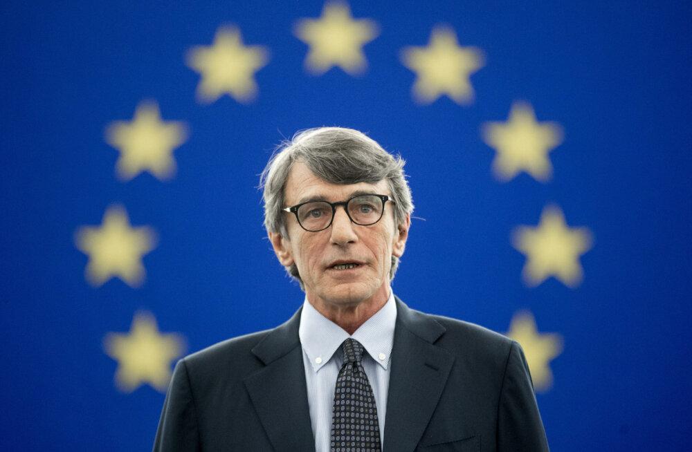 Новый председатель Европарламента высказался о судьбе антироссийских санкций