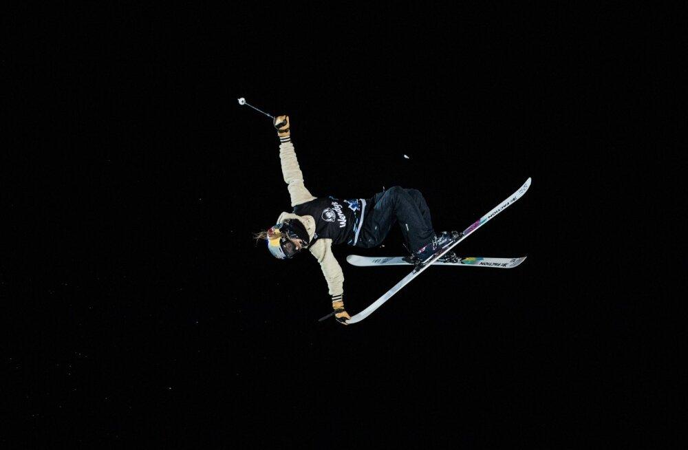 Kelly Sildaru Big Air, Aspen 2020