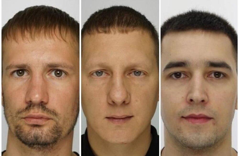 Второй подозреваемый в причастности к убийству в Ласнамяэ задержан, третий все еще находится в бегах