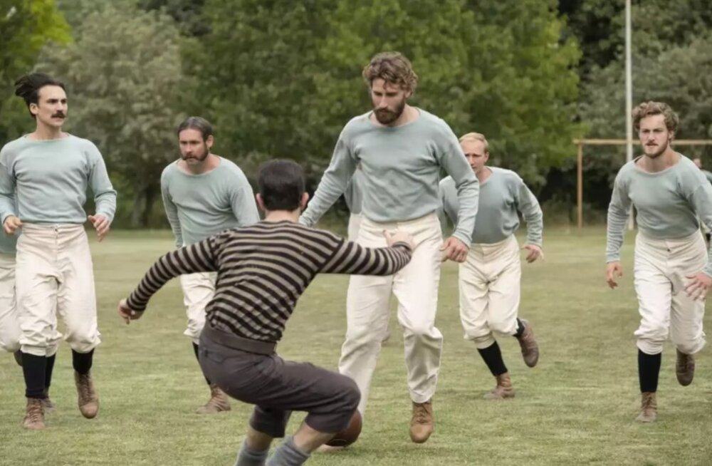 ARVUSTUS | Netflixi uus draamasari The English Game näitab profijalgpalli esimesi rabedaid samme