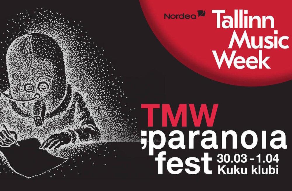 PÕNEV: Veidrusi, mussi ja erutavaid elamusi! Tallinn Music Weeki raames rullub Kuku klubis lahti eksperimentaalne festival